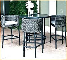 outdoor pub tables high top patio table sets kitchen high top tables best bar height patio