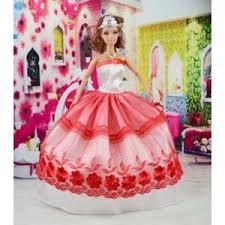 Ebay <b>Платье</b> для куклы New Handmade Party <b>Clothes Fashion</b> ...