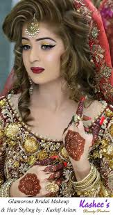 latest bridal makeup by kashee s beauty parlour