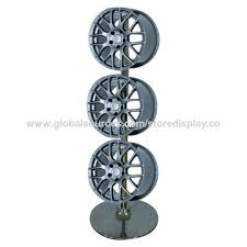 Alloy Wheel Display Stand