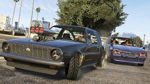Gta Rare Muscle Cars