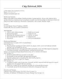 Bams Resume Format Dentist Resume Template Bams Fresher Resume