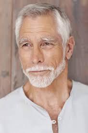 Mens Haircuts Gray Hair