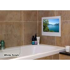 tv in bathroom. proofvision 19\ tv in bathroom