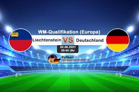 Uefa works to promote, protect and develop european football. Fussball Heute Abend Wann Spielt Deutschland Wieder Dfb Wm Quali 2022