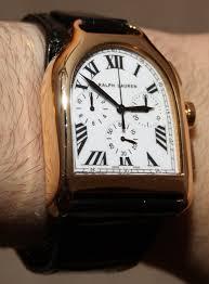 ralph lauren stirrup chronograph watch review ablogtowatch ralph lauren stirrup chronograph watch review wrist time reviews