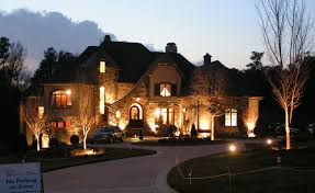 beautiful outdoor lighting. Custom Outdoor Landscape Lighting Beautiful