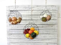 2 diy fruit and veggie storage ideas