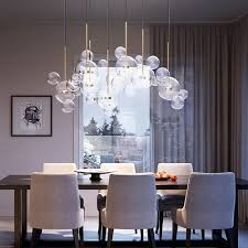 Mickey Mouse Chandelier Light Led Nordic Iron Glass Gold White Mickey Mouse Suspension Luminaire Lampen Pendant Lights Pendant Lamp Pendant Light For Foyer
