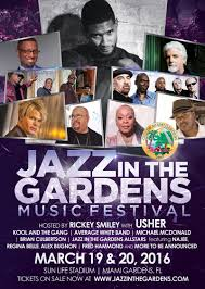 jazz in the gardens 2016 lineup keeps the legends coming to exceed 2016 atten record