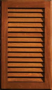 custom interior louvered door design