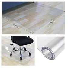 durable pvc home office chair. 90x120cm nonslip pvc home office chair floor clear mat carpet frosted protector durable pvc i
