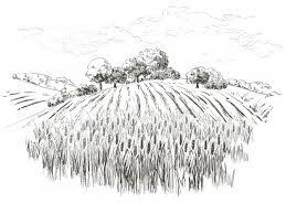 農地の農家 ベクター画像 無料ダウンロード