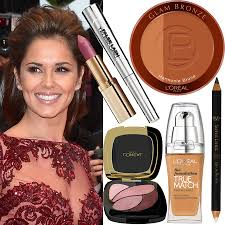 how to get cheryl cole s red carpet cannes look