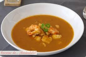 Delightful Receta De Sopa De Pescado. Sopa De Pescado