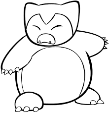 20 Snorlax Coloring Pages Collections Free Coloring Pages Part 2