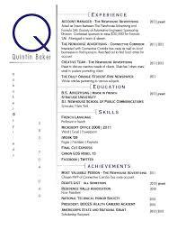 sample resume for baker baker final resume sample resume apprentice baker