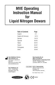 Chart Industries Ga Mve Operating Instruction Manual For Liquid Manualzz Com
