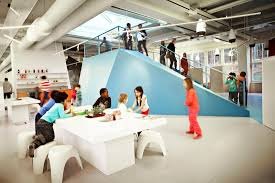 Interior Design School Sweden Vittra School Telefonplan Updating The Educational
