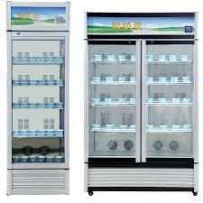 Yogurt Vending Machine Awesome USD 4848] Automatic Refrigerated Commercial Yogurt Machine Large