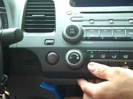 fuse diagram honda civic 2006 2011 how to honda civic car stereo radio bose removal and repair 2006 2011 replace cd