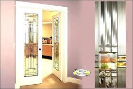 interior glass doors modern office design front white panel interior glass doors