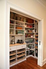 small walk in closet organization ideas kitchen traditional with appliance shelf converted closet