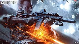 ArtStation - Battlefield 4 | Key Art and Logo | 2013, Robert Sammelin |  バトルフィールド, バトル, ゲーム