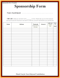 Fundraising Call Sheet Template Tick Example Donation Pledge