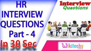 What Do You Do To Improve Your Knowledge 4 Hr Interview Questions