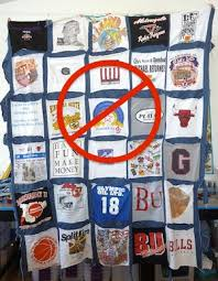 10 Common Misconceptions About T-shirt Quilts & T-shirt quilts are easy to make. Adamdwight.com