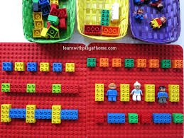 Lego Patterns Unique Learn With Play At Home Learning Patterns With Lego