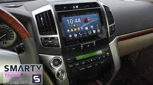 Toyota Land Cruiser 200 2008-2015 Android in-dash Car Stereo ...