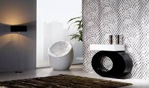 j m colombo premium console table in white black high gloss to zoom