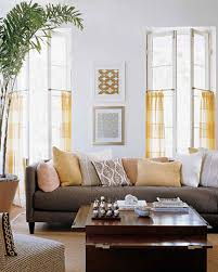 gray wall brown furniture. Southern Colonial Living Room Gray Wall Brown Furniture O