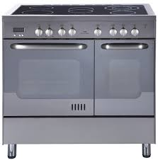 To meet growing consumer demand, New World launches electric range  an  double oven electric version of its popular range cooker, the that [.