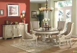 Formal Round Dining Room Tables