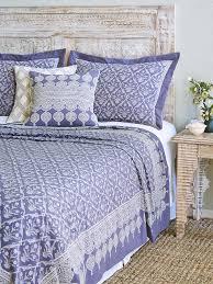 indian bedspreads block print