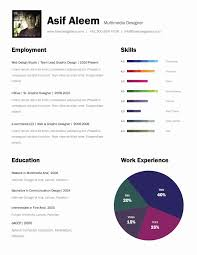 Free Resume Templates For Mac Pages Unique Cv Multimedia Designer