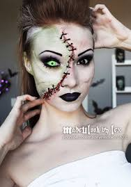 frankenstein makeup tutorial