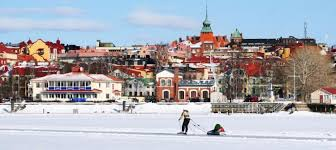 Östersund is the seat of jämtland county in norrland in sweden. Ostersund Icorn International Cities Of Refuge Network