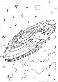Collection Of Star Wars Spaceships Coloring Pages Download Them