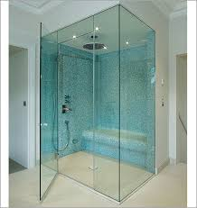 custom glass shower doors frameless inspirational build custom frameless glass shower doors enclosures dc va