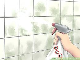 astounding how to get rid of black mold on bathroom walls image titled remove bathroom mold