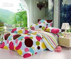 duvet covers 33 skillful ideas pink and green polka dot bedding elegant strips nature cotton full