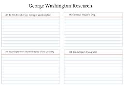 george washington research george washington american icon  2 george washington research 5 to his excellency george washington 6 general howe s dog 7 washington on the well being of the country 8 homespun