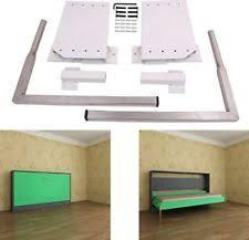 diy wall bed. DIY Murphy Wall Bed Springs Mechanism Hardware Kit Queen Size Horizontal Side Diy