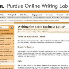 Letter Format Owl