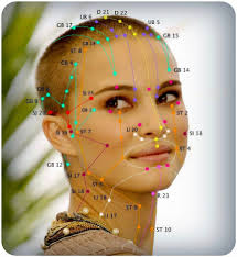 Acupuncture Facelift Points Chart Acupuncture Facial Rejuvenation That Is Based On The Channel