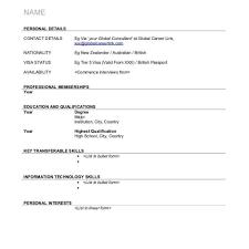 Blank Resume Blank Resume format Sample Blank Resume form Resume Cv Cover 42